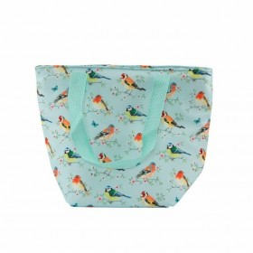 Lunch bag decor oiseaux