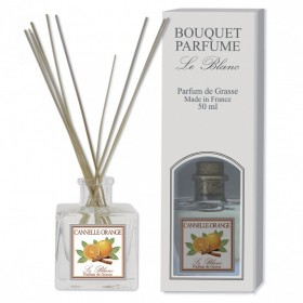 Bouquet parfume cannelle orange