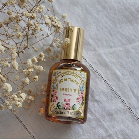 Eau de Toilette Patchouli Ambre 50ml